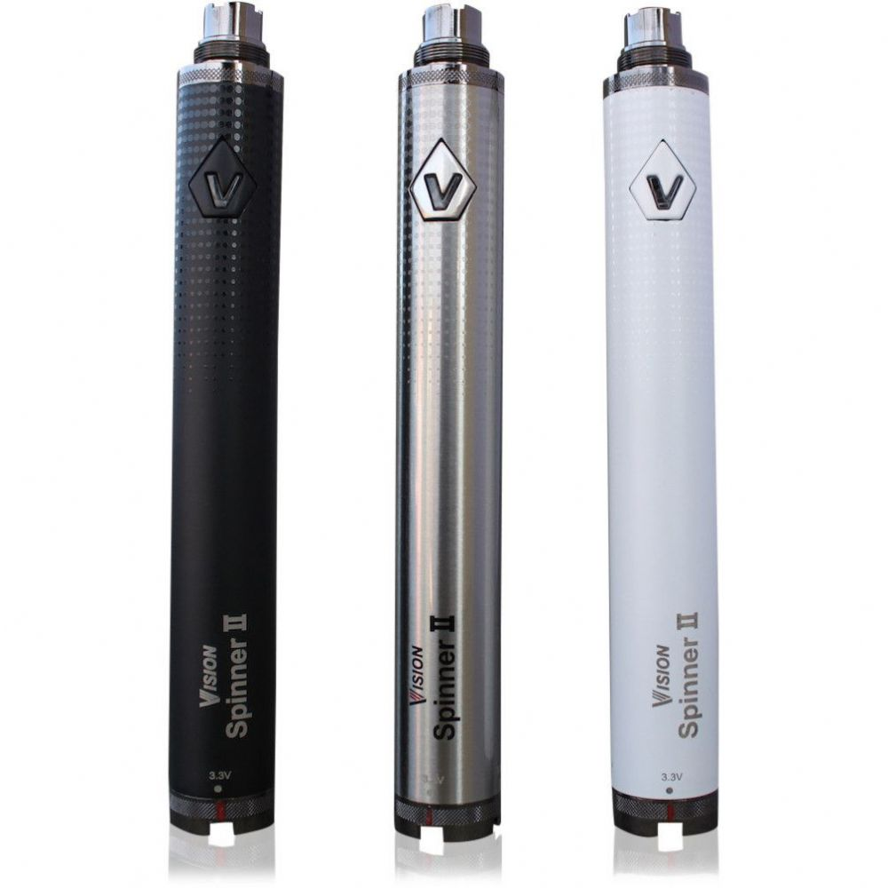 Vision Spinner 2 1600mah Black